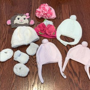 Boutique baby hats